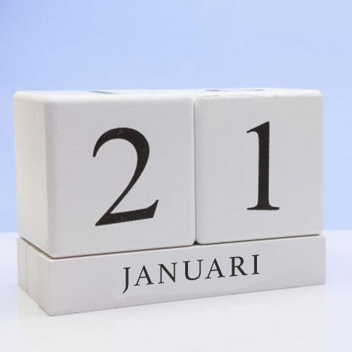 Omtanken tillbaka på nr 21