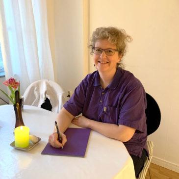 Eva Klingström skriver Nyhetsbrev